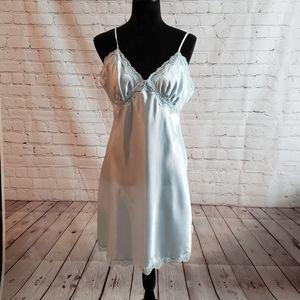 Gilligan & O'Malley Sleepwear/ Slip Dress Sz Large